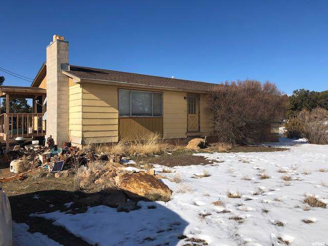 337 N Dude Ranch Rd., Monticello, UT 84535 (#1648823) :: The Fields Team