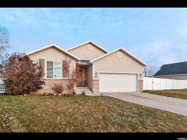 2111 S 650 E, Clearfield, UT 84015 (#1648826) :: RE/MAX Equity