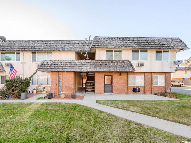 4527 S 1175 W #86, Salt Lake City, UT 84123 (#1648830) :: Doxey Real Estate Group
