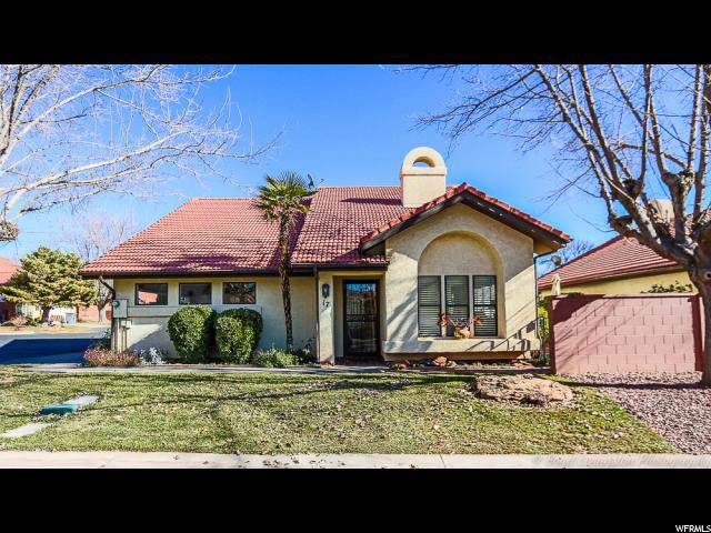 301 S 1200 Pr E #17, St. George, UT 84790 (#1648865) :: Doxey Real Estate Group