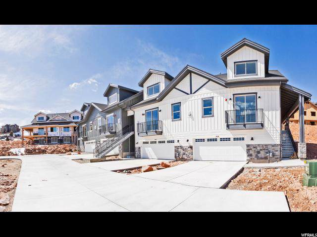 3197 Quarry Rd 14A, Park City, UT 84098 (#1648931) :: The Fields Team