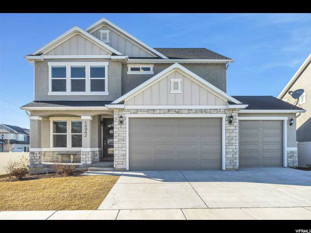 14942 S Cushing Rd W, Bluffdale, UT 84065 (#1648986) :: Doxey Real Estate Group