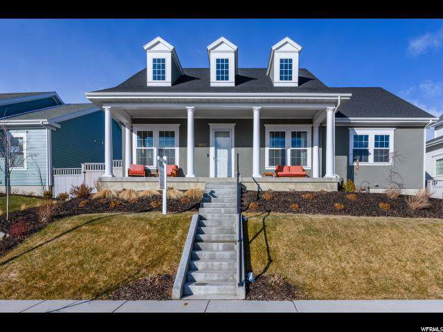 10734 S Lake Terrace Ave W, South Jordan, UT 84009 (#1649006) :: Red Sign Team