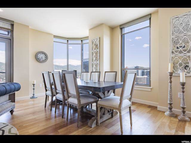 99 W South Temple 2201-2, Salt Lake City, UT 84101 (#1649018) :: The Fields Team