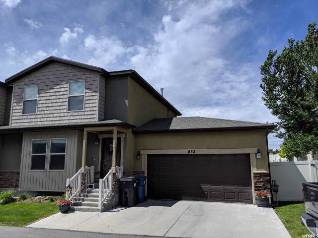552 W Goldenrod Way, Saratoga Springs, UT 84045 (#1649029) :: Doxey Real Estate Group