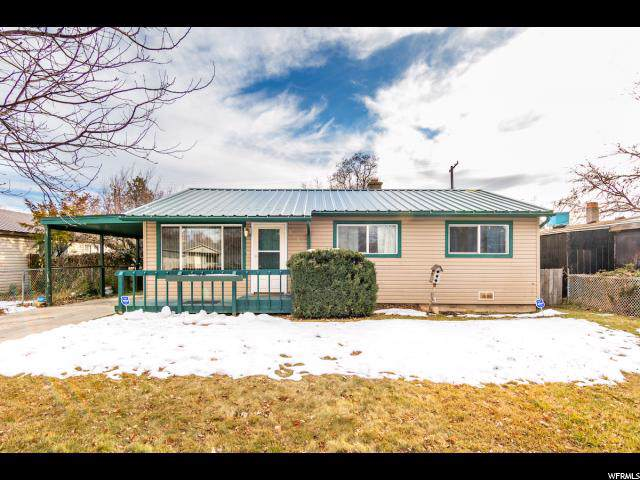919 W 1225 N, Provo, UT 84604 (#1649038) :: Bustos Real Estate | Keller Williams Utah Realtors