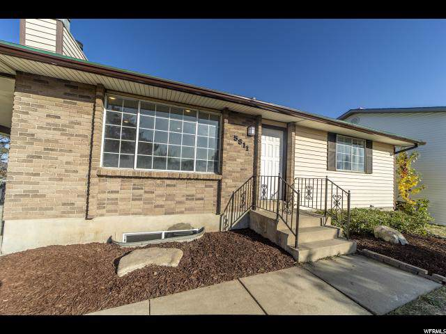 5811 S Westbench Dr W, Kearns, UT 84118 (#1649041) :: Red Sign Team