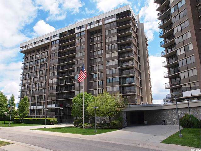 241 N Vine St. St 1202W, Salt Lake City, UT 84103 (#1649054) :: Doxey Real Estate Group