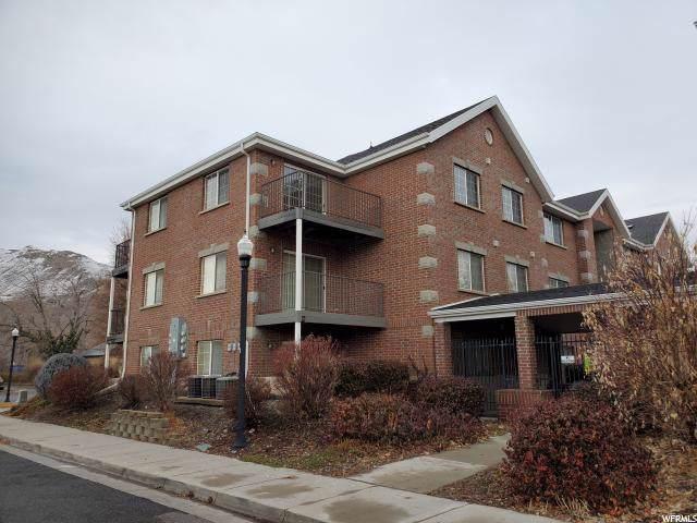 325 W 700 N #11, Salt Lake City, UT 84103 (#1649057) :: Doxey Real Estate Group