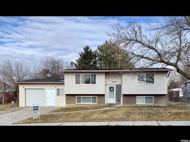 1033 E Buddlea Dr, Sandy, UT 84094 (#1649062) :: Red Sign Team