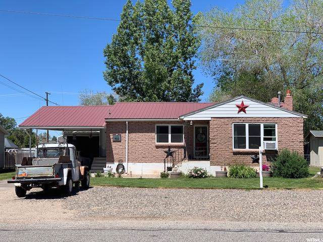 455 N 100 E, Beaver, UT 84713 (#1649097) :: Red Sign Team