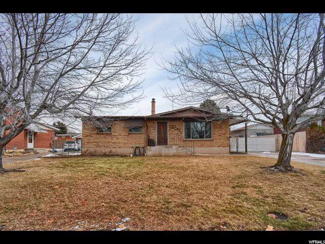 972 N 300 W, Clearfield, UT 84015 (#1649125) :: Exit Realty Success