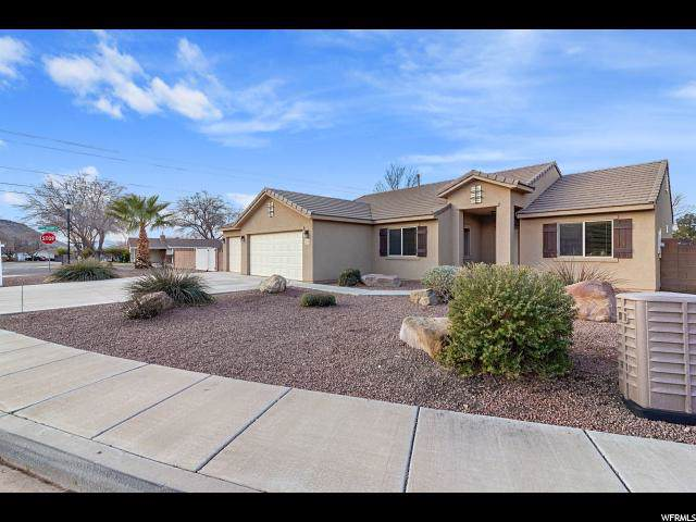 759 N Picturesque Dr, St. George, UT 84770 (#1649129) :: The Fields Team