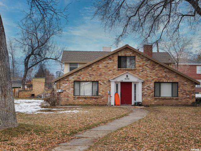 920 E 28TH St, Ogden, UT 84403 (MLS #1649170) :: Lawson Real Estate Team - Engel & Völkers