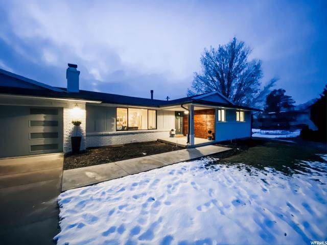 3594 S Flynn Cir, Salt Lake City, UT 84109 (#1649193) :: Exit Realty Success