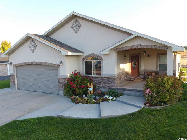 745 Hillcrest Loop, Malad City, ID 83252 (#1649198) :: Red Sign Team