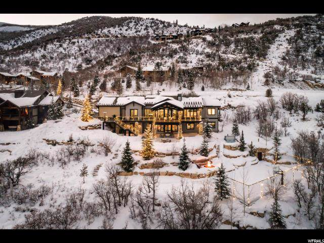 4845 Bear View Dr, Park City, UT 84098 (#1649212) :: goBE Realty