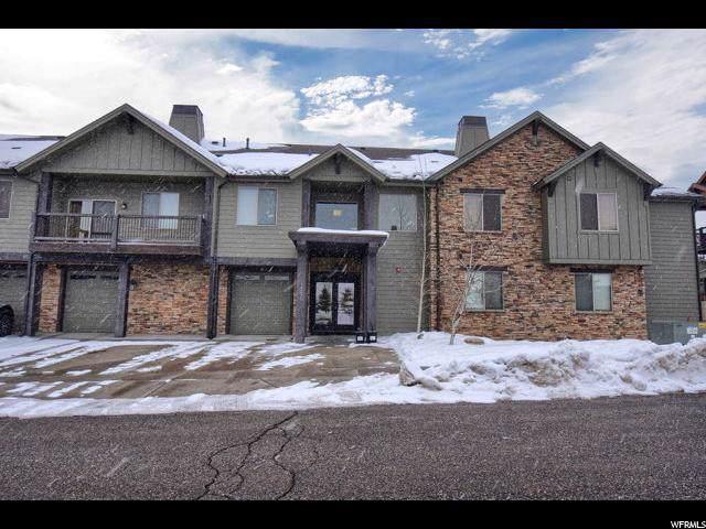 14275 N Buck Horn Trl 41D, Kamas, UT 84036 (MLS #1649216) :: High Country Properties