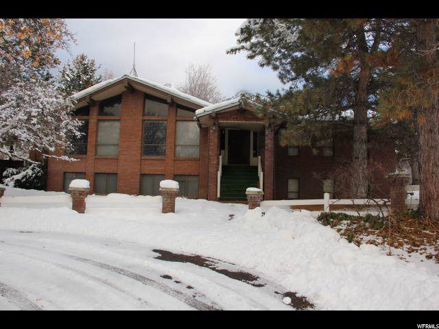 65 E Maple Dr, Woodland Hills, UT 84653 (#1649218) :: Doxey Real Estate Group