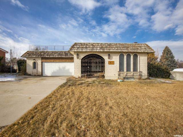 4200 S Falcon St W, West Valley City, UT 84120 (#1649232) :: The Fields Team