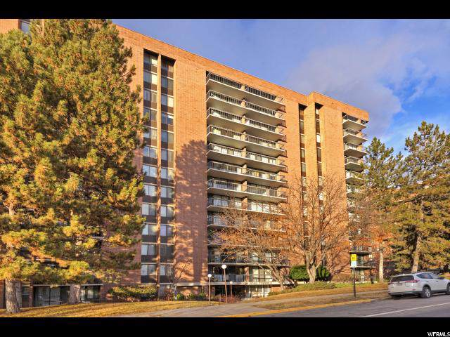 123 E 2ND Ave #1111, Salt Lake City, UT 84103 (#1649233) :: Doxey Real Estate Group