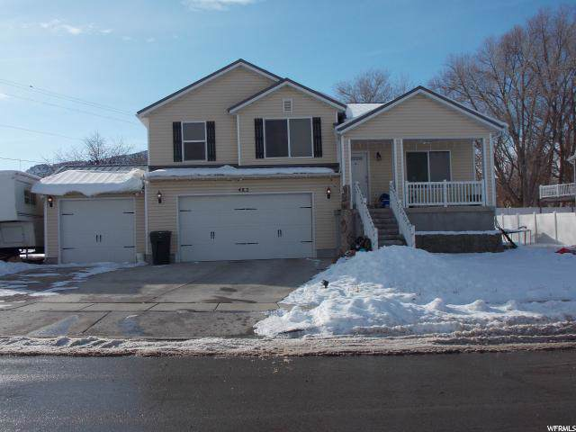 482 S Heritage Dr. W, Vernal, UT 84078 (#1649265) :: Exit Realty Success