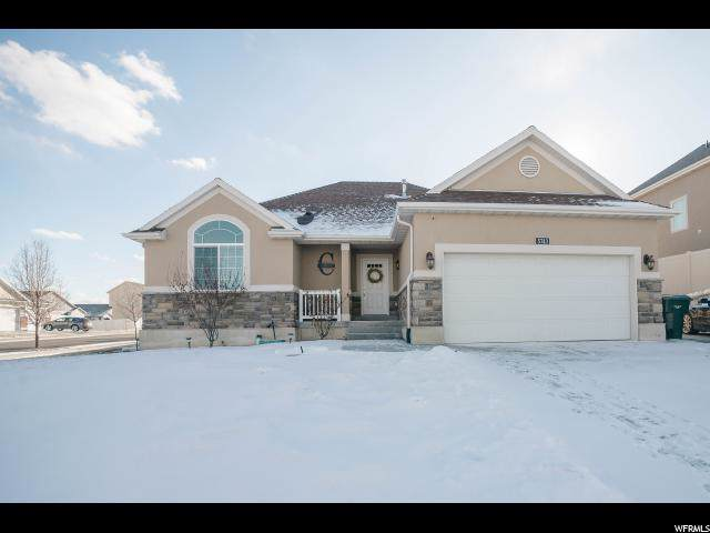 5743 W Coral Ridge Ct S, West Valley City, UT 84118 (#1649273) :: Red Sign Team