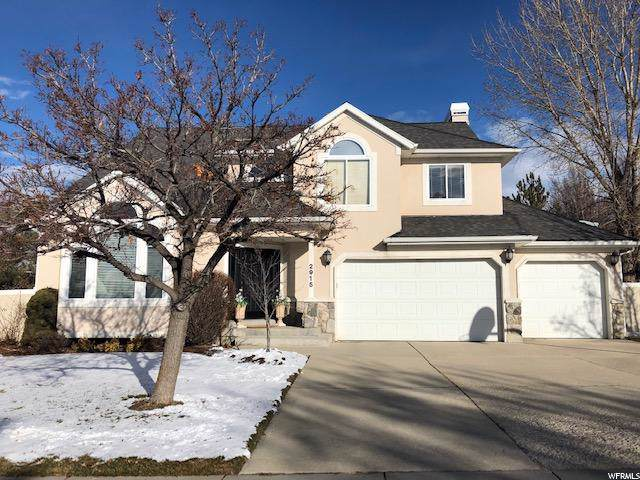 2915 E Danish Brook Cir, Cottonwood Heights, UT 84121 (#1649275) :: Bustos Real Estate | Keller Williams Utah Realtors