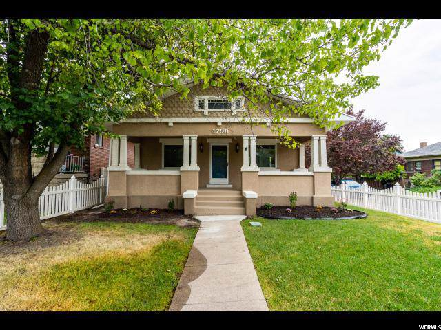 1796 S 900 E, Salt Lake City, UT 84105 (#1649276) :: The Fields Team