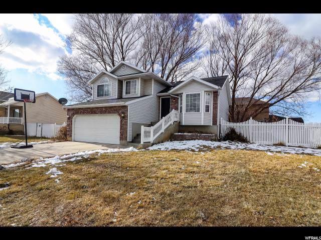 861 N 1110 W, Pleasant Grove, UT 84062 (#1649284) :: Big Key Real Estate