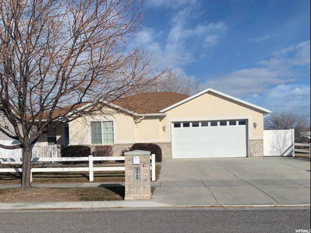 329 E Legacy Ln, Grantsville, UT 84029 (#1649285) :: Red Sign Team