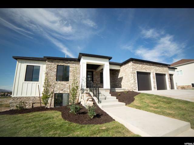 984 W Temple Rim Ln, Payson, UT 84651 (#1649290) :: Big Key Real Estate