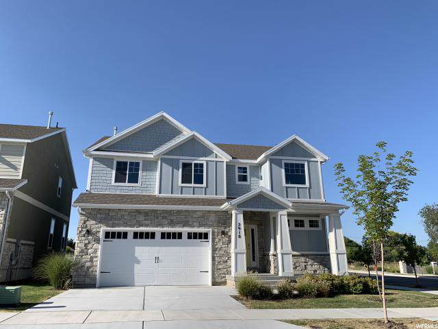 2918 W Nairn Way S #30, West Jordan, UT 84088 (#1649298) :: Colemere Realty Associates