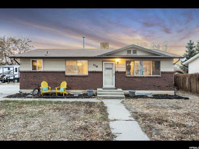 318 S Storrs Ave W, American Fork, UT 84003 (#1649309) :: Bustos Real Estate | Keller Williams Utah Realtors
