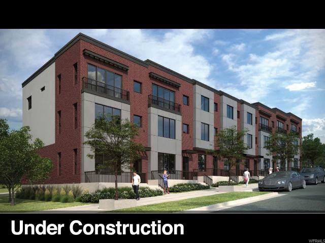 25 E Center St #21, North Salt Lake, UT 84054 (#1649335) :: Doxey Real Estate Group
