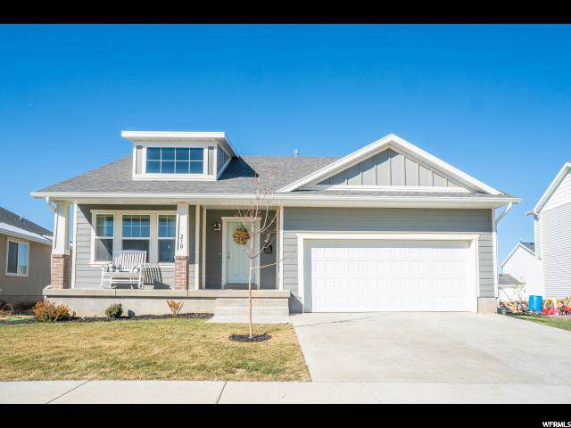 210 W Royal Dr, Santaquin, UT 84655 (#1649364) :: Doxey Real Estate Group