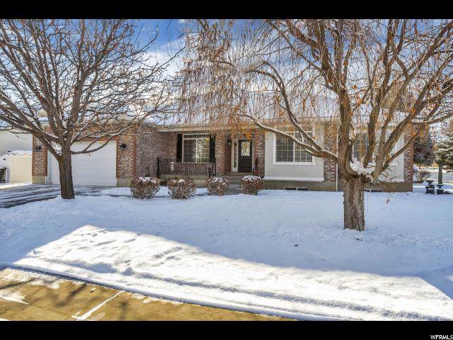 614 E 770 S, Payson, UT 84651 (#1649412) :: Doxey Real Estate Group