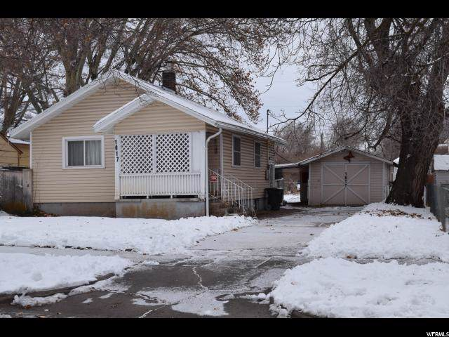1017 E Oak St N, Ogden, UT 84401 (#1649425) :: Big Key Real Estate