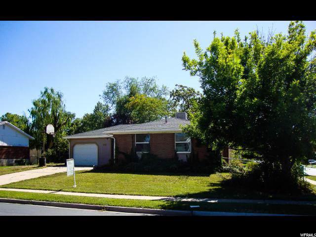 1464 W Dallas St, Syracuse, UT 84075 (#1649430) :: Exit Realty Success