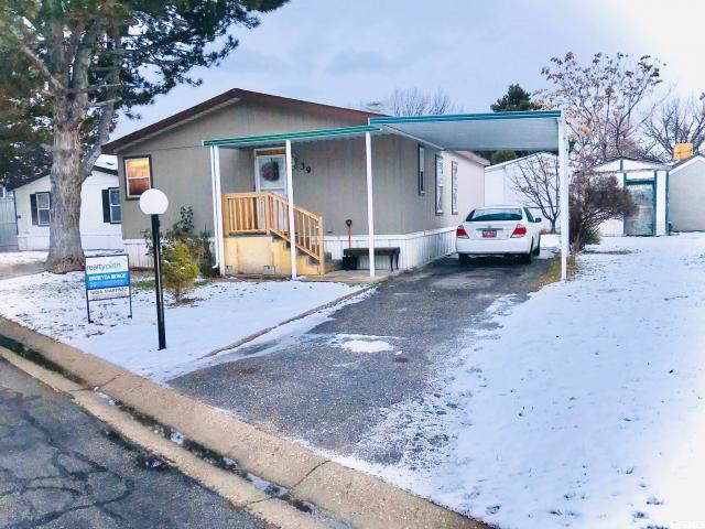 705 S Redwood Rd Rd W #39, Salt Lake City, UT 84104 (#1649474) :: Exit Realty Success