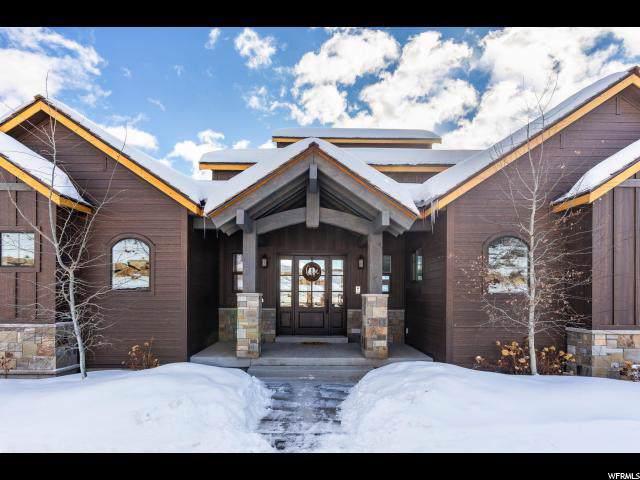 5968 N Maple Ridge Trl, Oakley, UT 84055 (#1649475) :: Colemere Realty Associates
