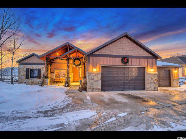 1559 N Callaway Dr #10, Heber City, UT 84032 (MLS #1649504) :: High Country Properties
