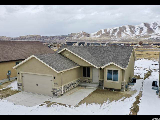 3592 N Willy Way, Eagle Mountain, UT 84005 (#1649536) :: Red Sign Team