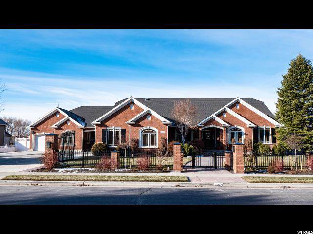 10821 N 5750 W, Highland, UT 84003 (#1649538) :: RE/MAX Equity