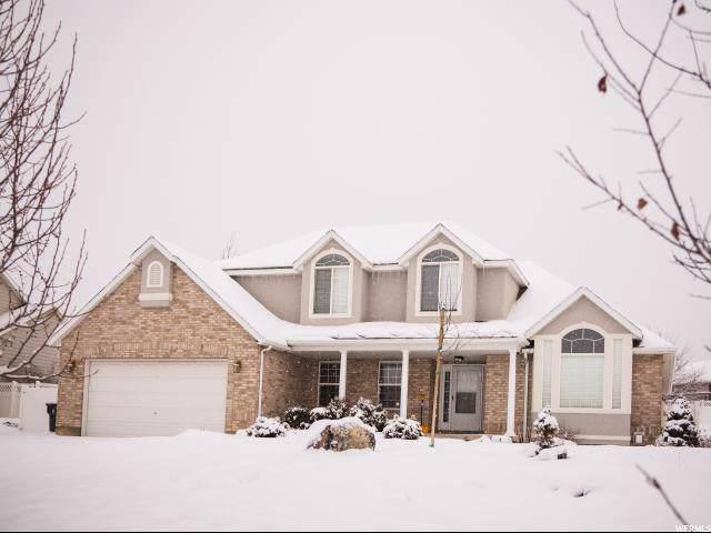 420 N Amerigo Ln, Payson, UT 84651 (#1649577) :: Big Key Real Estate