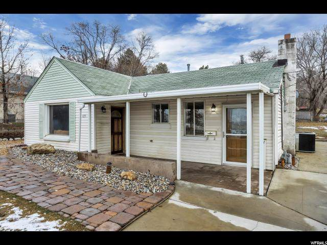 125 W 9400 S, Sandy, UT 84070 (#1649581) :: The Fields Team
