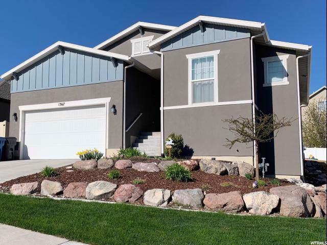 1367 S Hillside Dr, Saratoga Springs, UT 84045 (#1649597) :: RE/MAX Equity