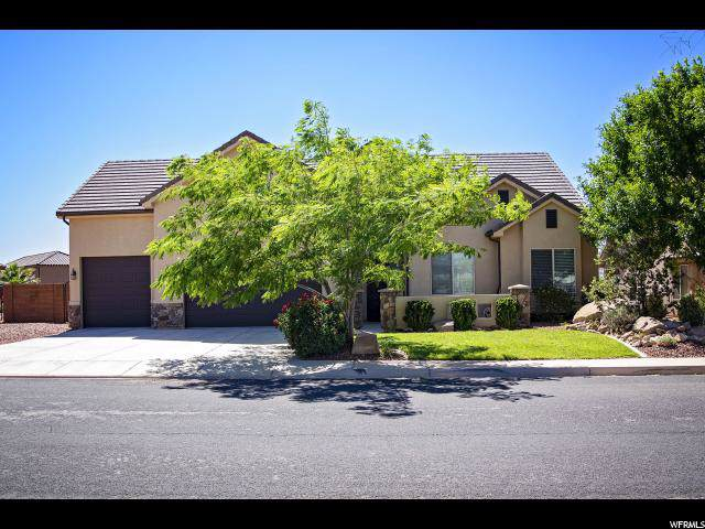 2506 S Dorothy St, Hurricane, UT 84737 (#1649619) :: The Fields Team