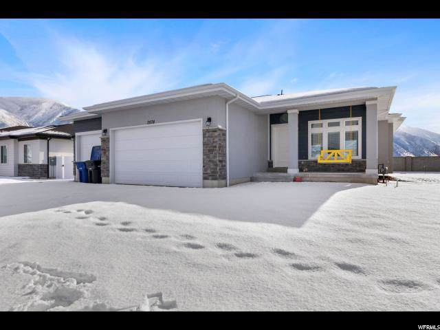 2674 E 80 S, Spanish Fork, UT 84660 (#1649623) :: Big Key Real Estate
