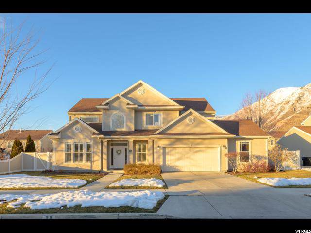 616 W 300 N, Springville, UT 84663 (#1649626) :: Colemere Realty Associates